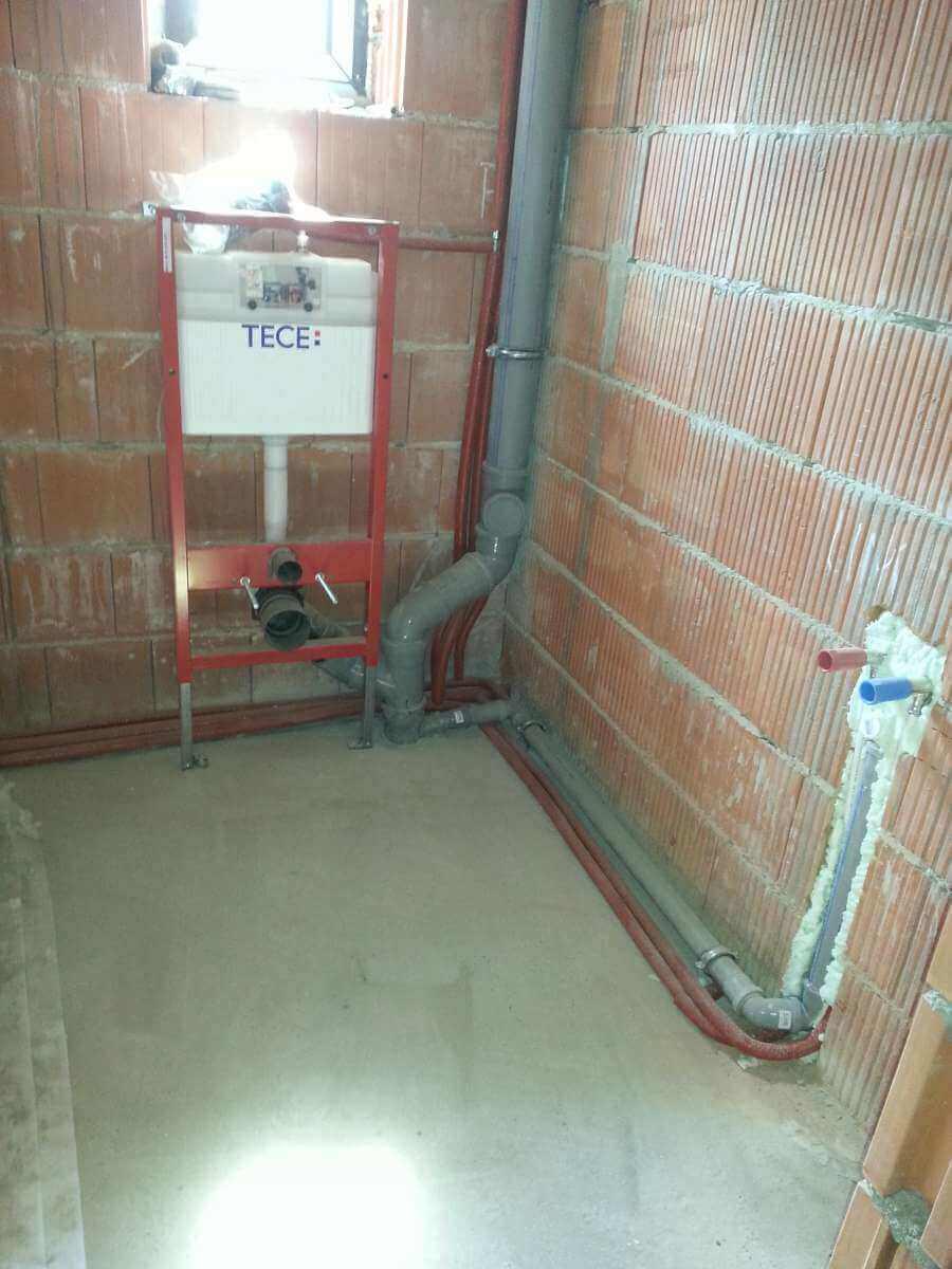 Instalacje wod-kan